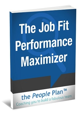 Job Fit Performance Maximizer Template