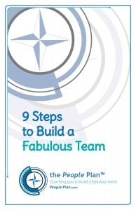 People Plan Ebook 9 Steps Build a Fabulous Team