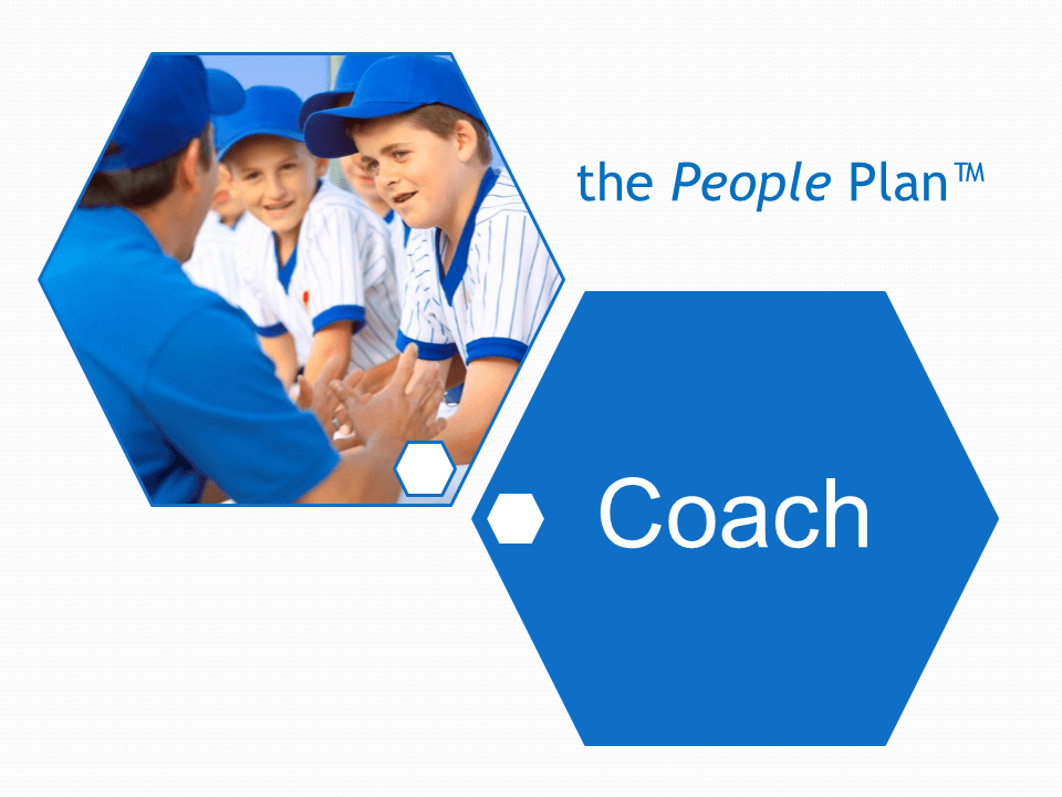 Coach your Team - People Plan