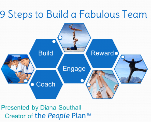 9 Steps to Build Your Fabulous Team