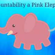 Is accountability a pink elephant